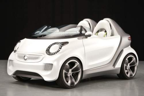 Smart Forspeed Electric Concept